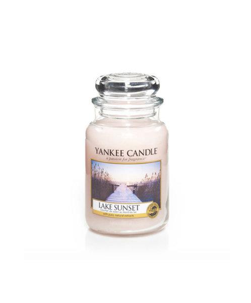 Yankee Candle ароматна свещ LAKE SUNSET